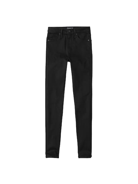 Hosen - Jeans 'Simone' › Abercrombie Fitch › black denim  - Onlineshop ABOUT YOU