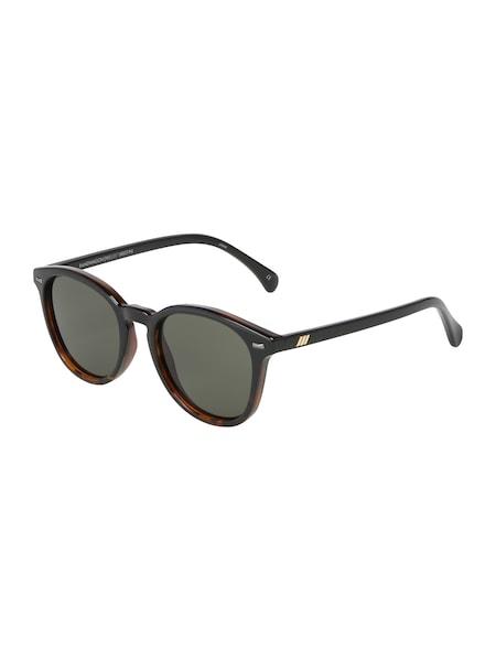 Sonnenbrillen für Frauen - LE SPECS Sonnenbrille 'Bandwagon' braun schwarz  - Onlineshop ABOUT YOU