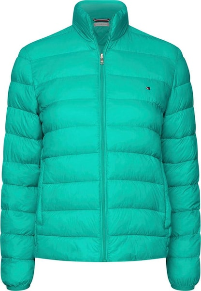 Jacken - Steppjacke 'Bella' › Tommy Hilfiger › jade  - Onlineshop ABOUT YOU