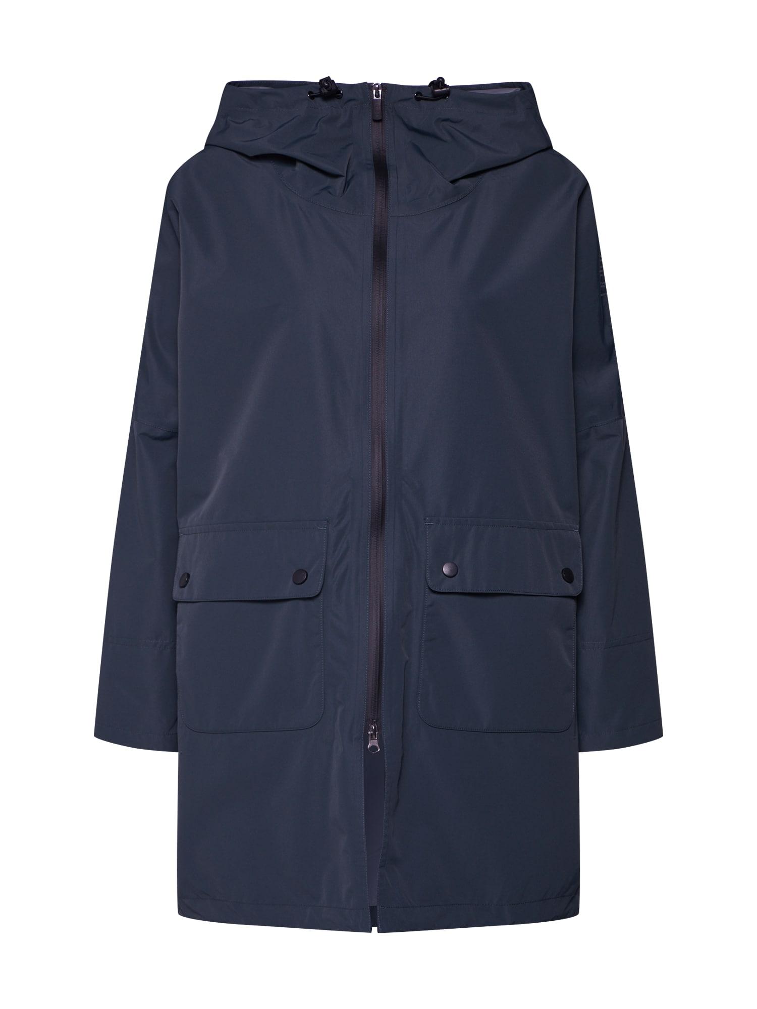 Přechodný kabát NIAGARA námořnická modř ECOALF