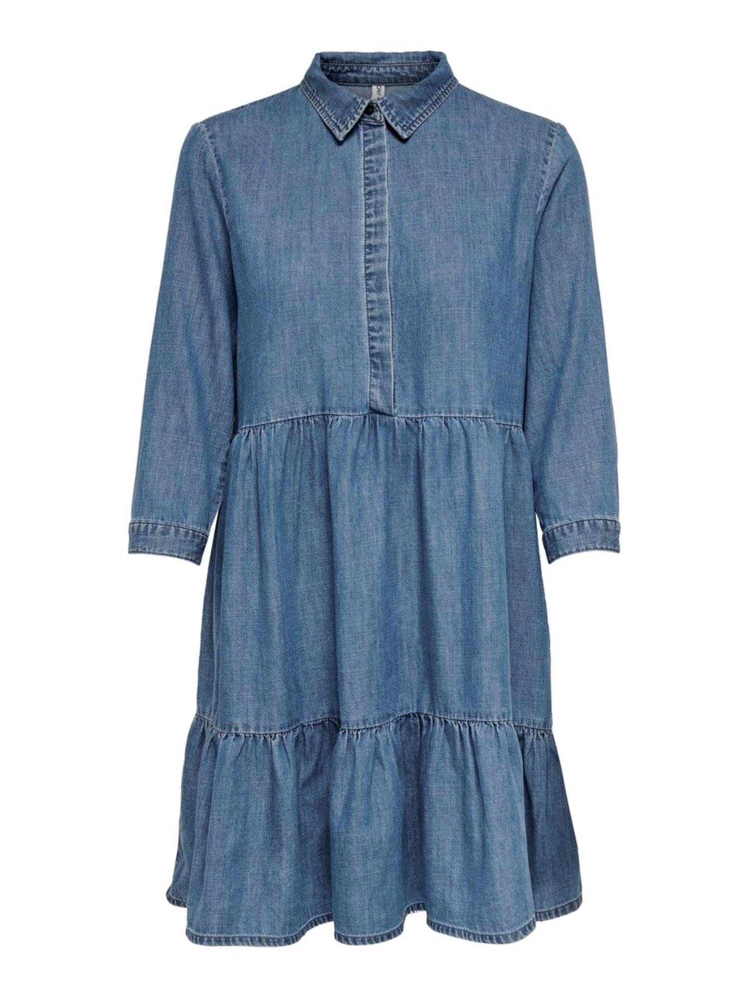 ONLY Suknelė tamsiai (džinso) mėlyna