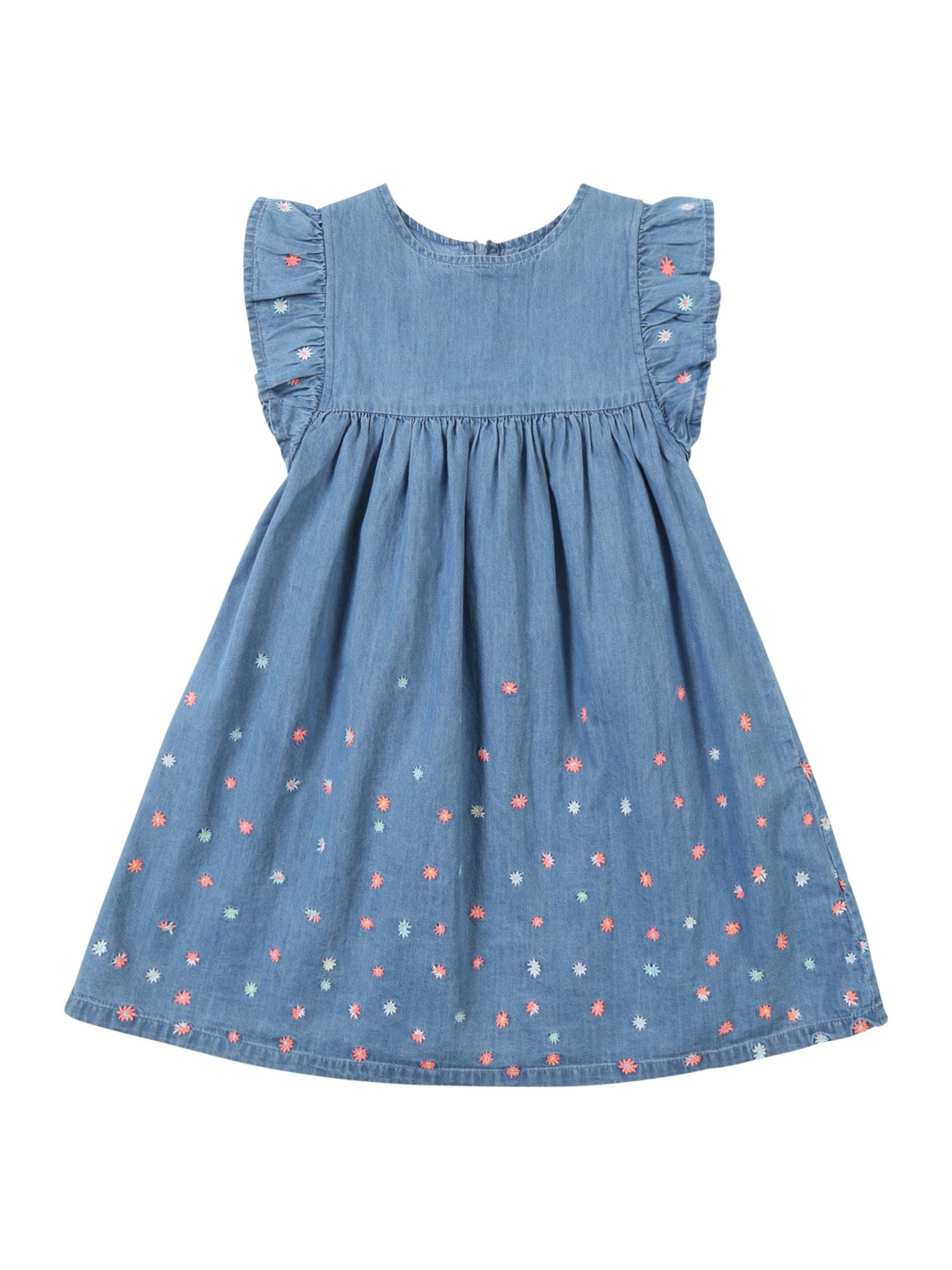 Šaty modrá džínovina STACCATO