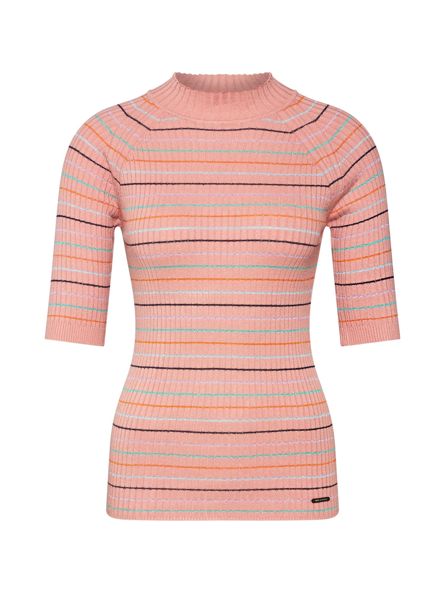 Tričko Laney mix barev růžová NÜMPH