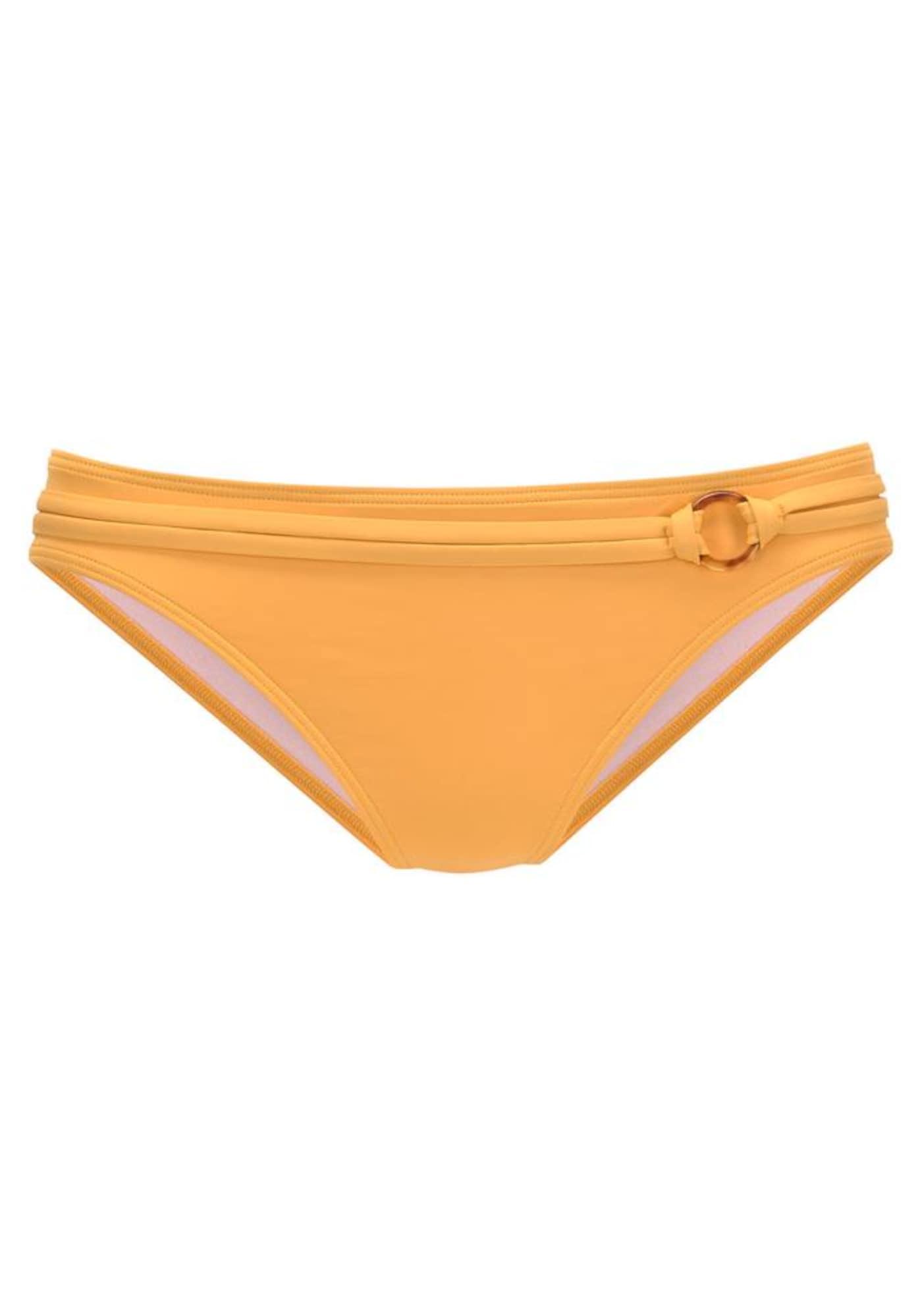 s.Oliver Bikinio kelnaitės geltona