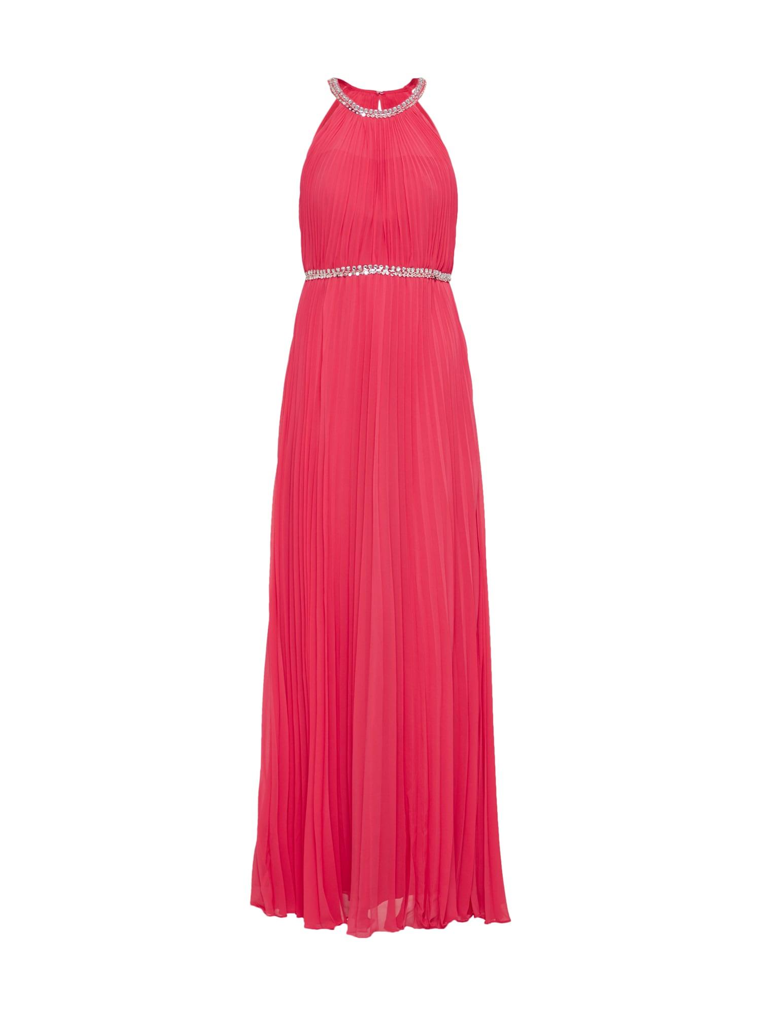 Společenské šaty pink Laona