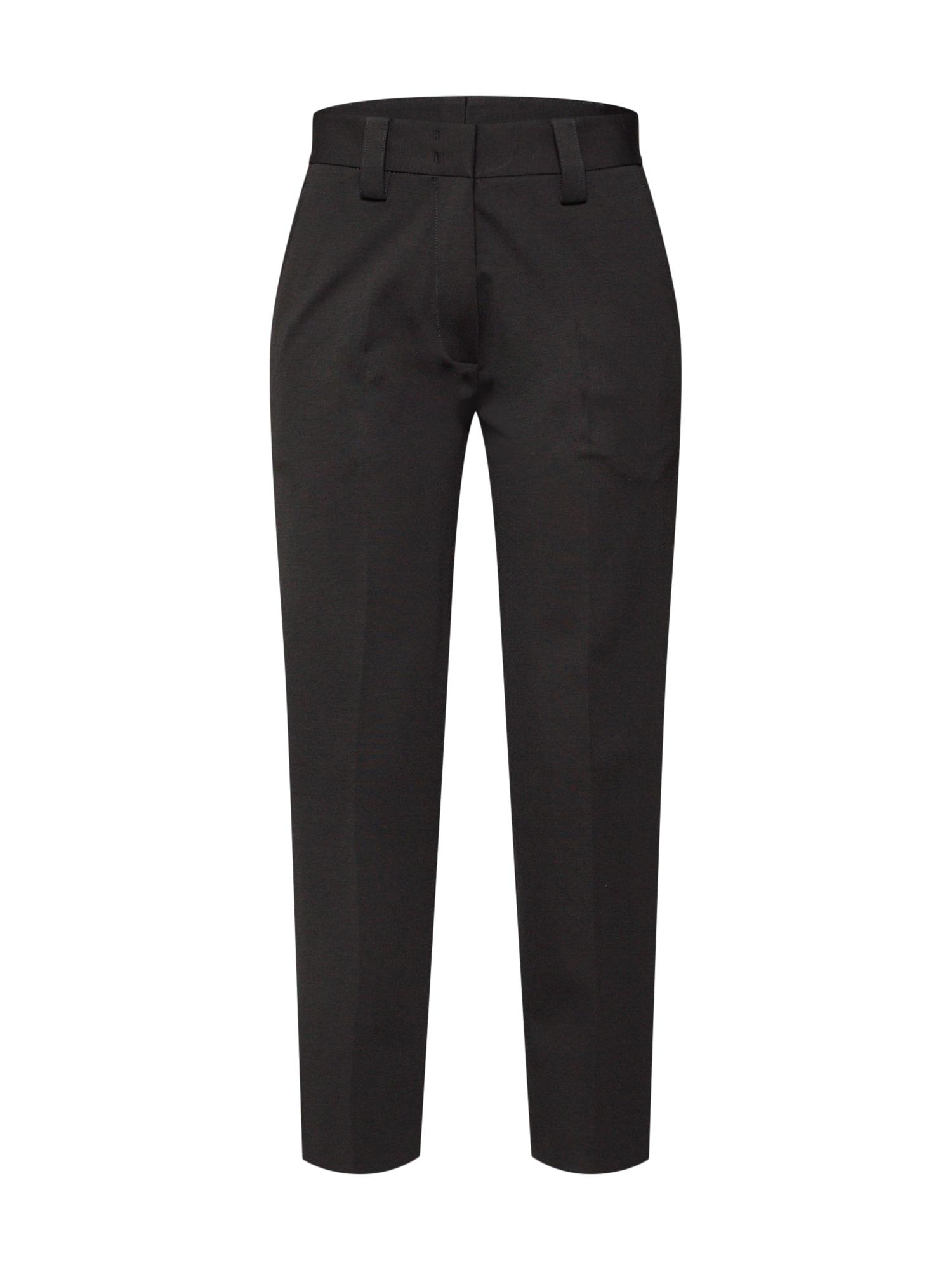 Kalhoty s puky F005S černá RENÉ LEZARD