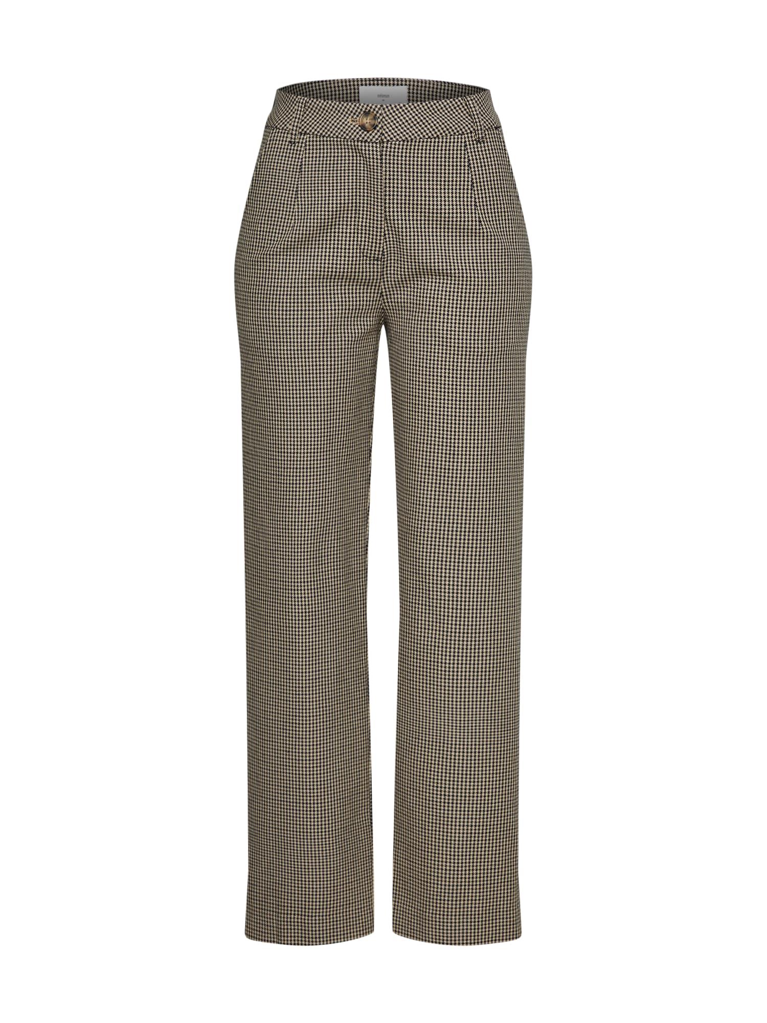 Kalhoty Azra  béžová Minimum