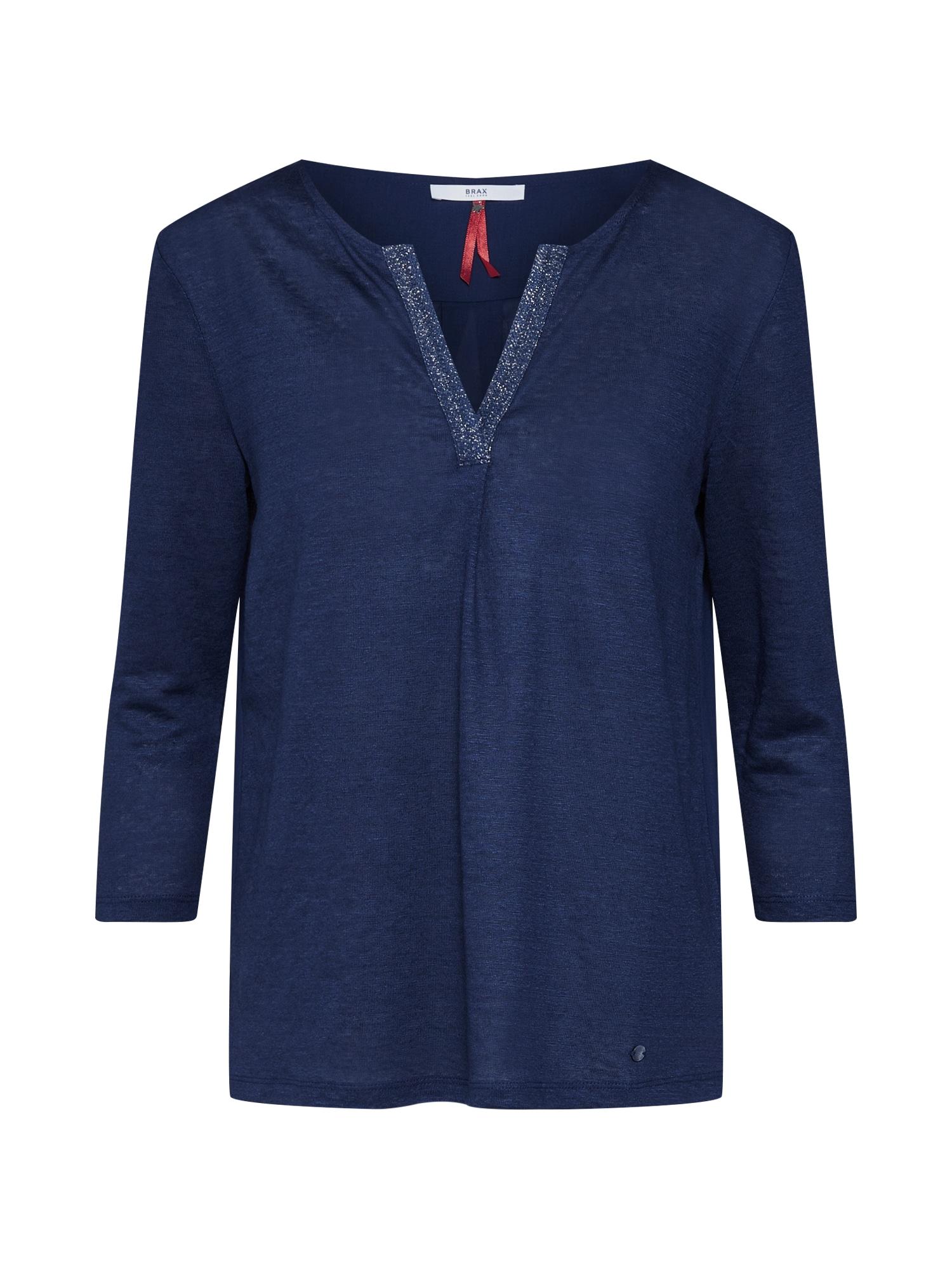 Tričko Carol námořnická modř BRAX