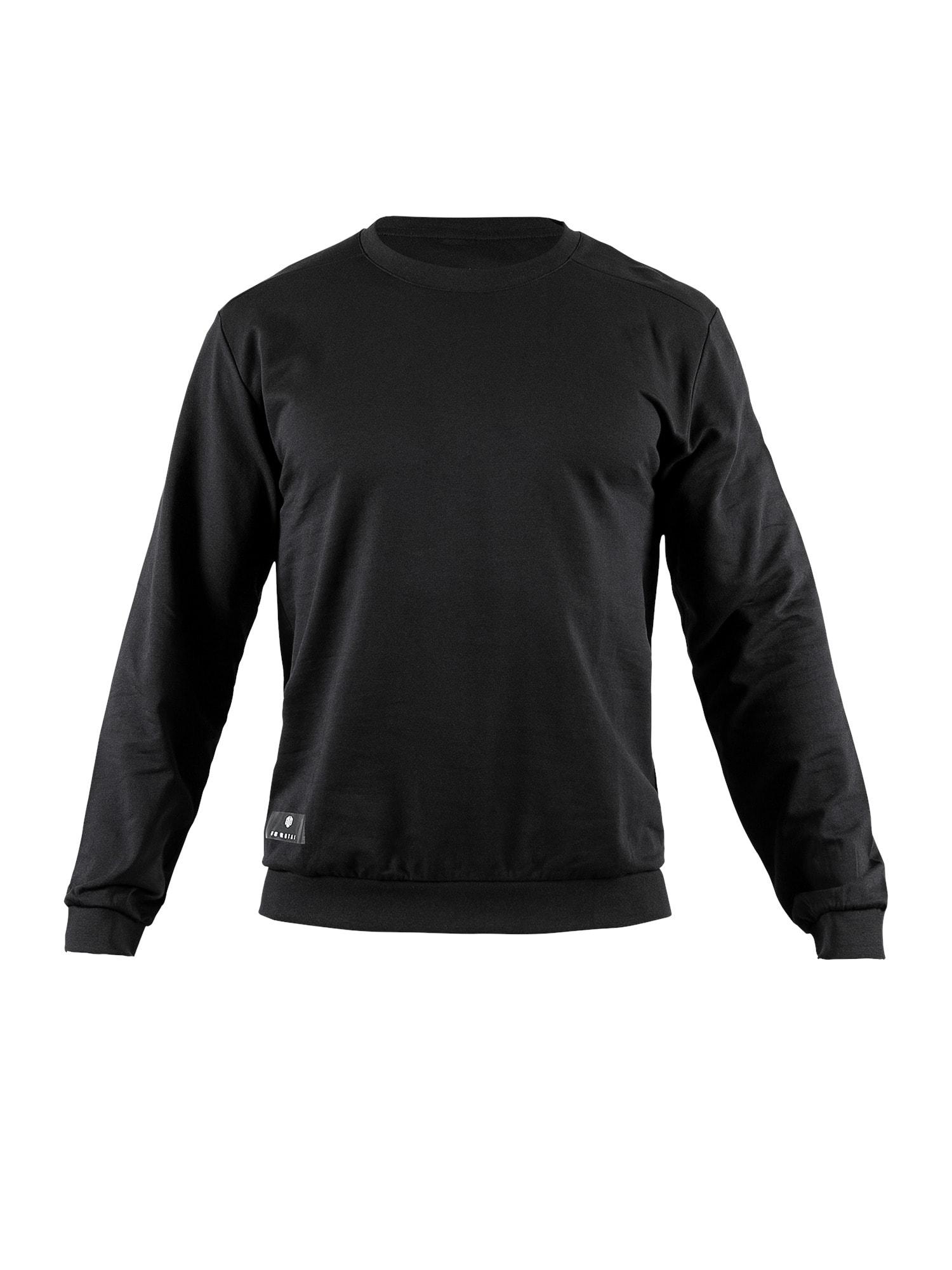 MOROTAI Sportinio tipo megztinis 'Active Dry' juoda