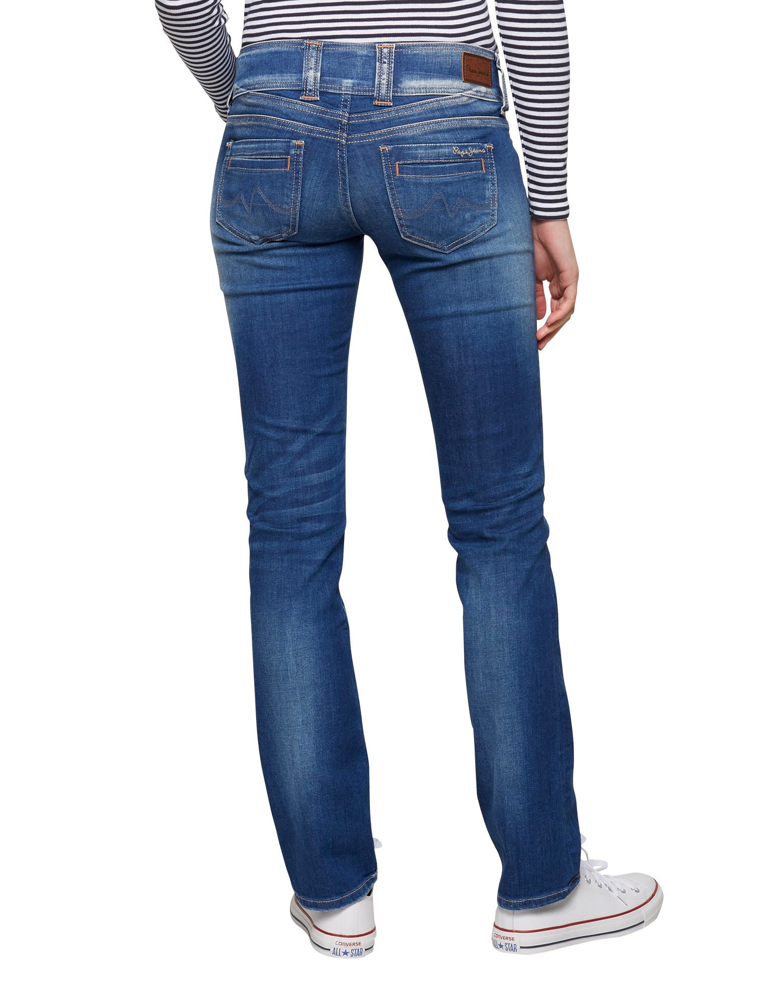 Pepe Jeans Džínsy 'Gen'  modrá denim.
