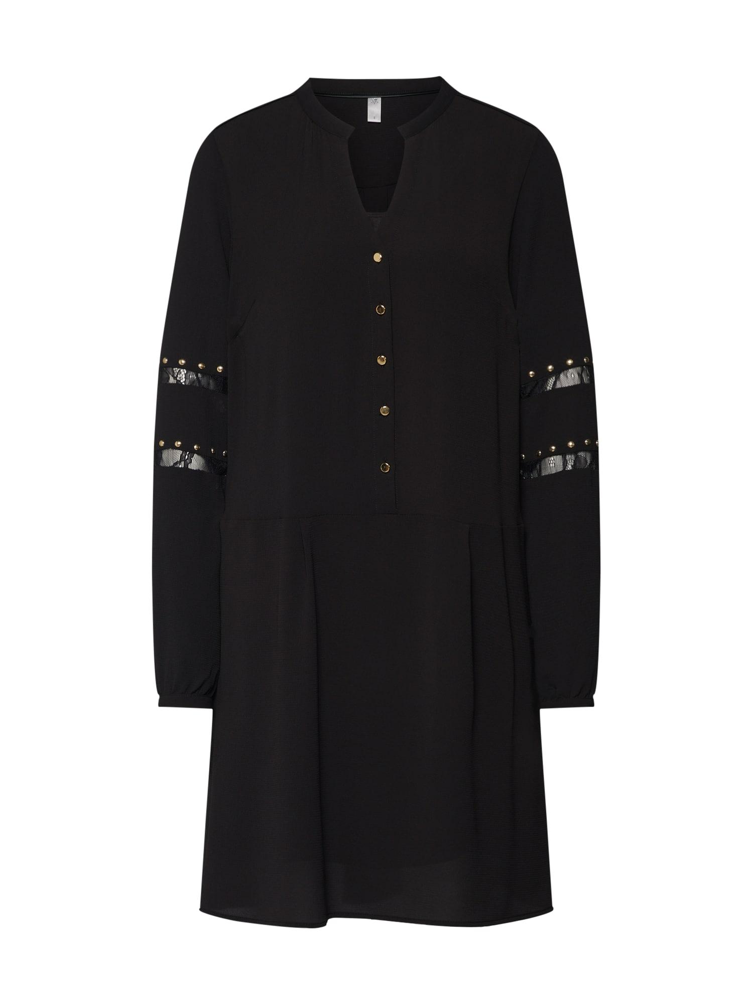 Šaty Dorette černá CULTURE