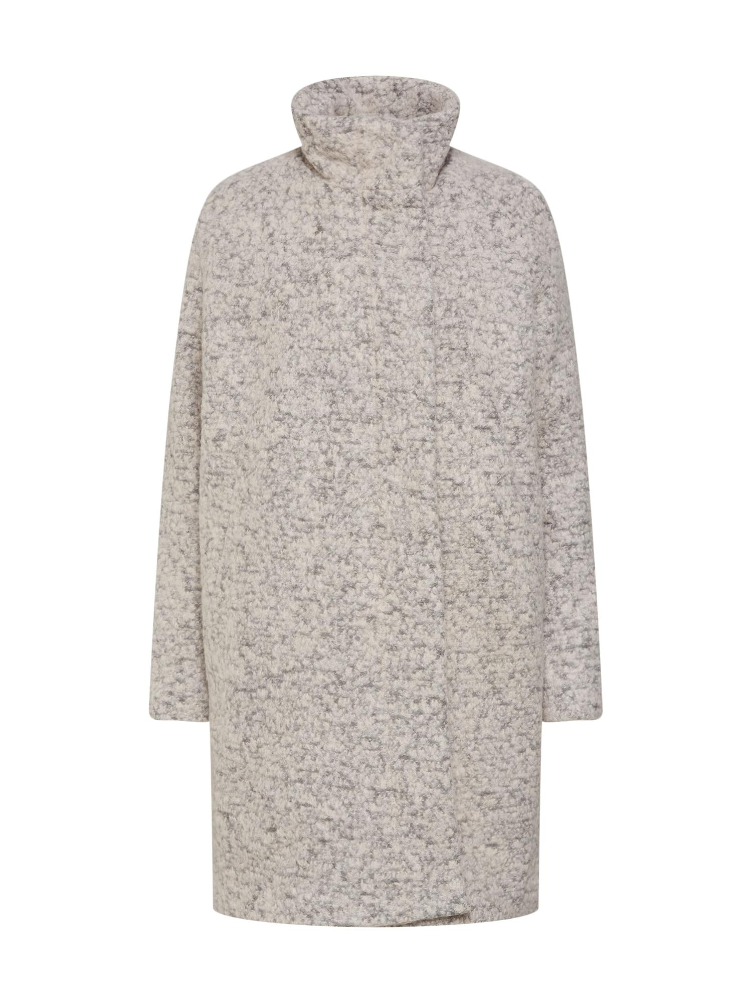 Zimní kabát Hoff 6182 šedobéžová Samsoe & Samsoe
