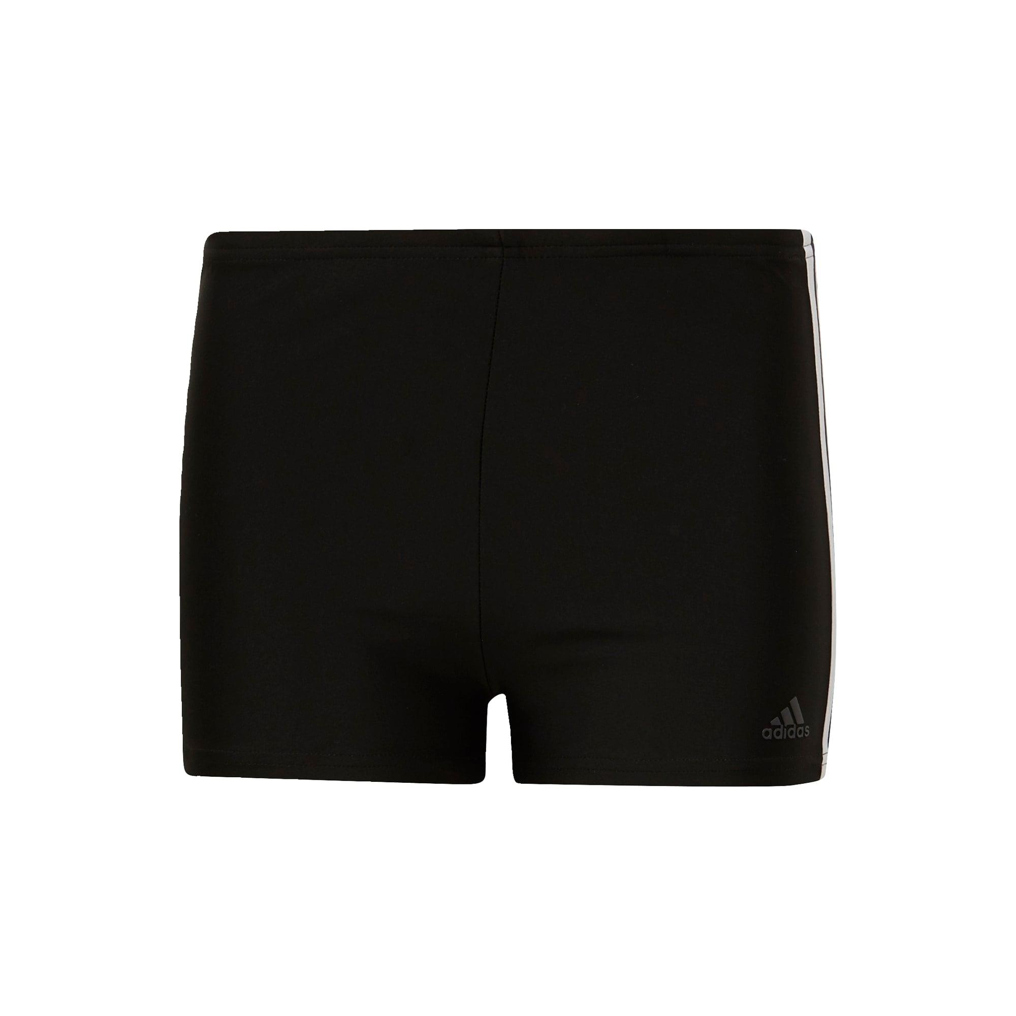 ADIDAS PERFORMANCE Športové plavky  biela / čierna