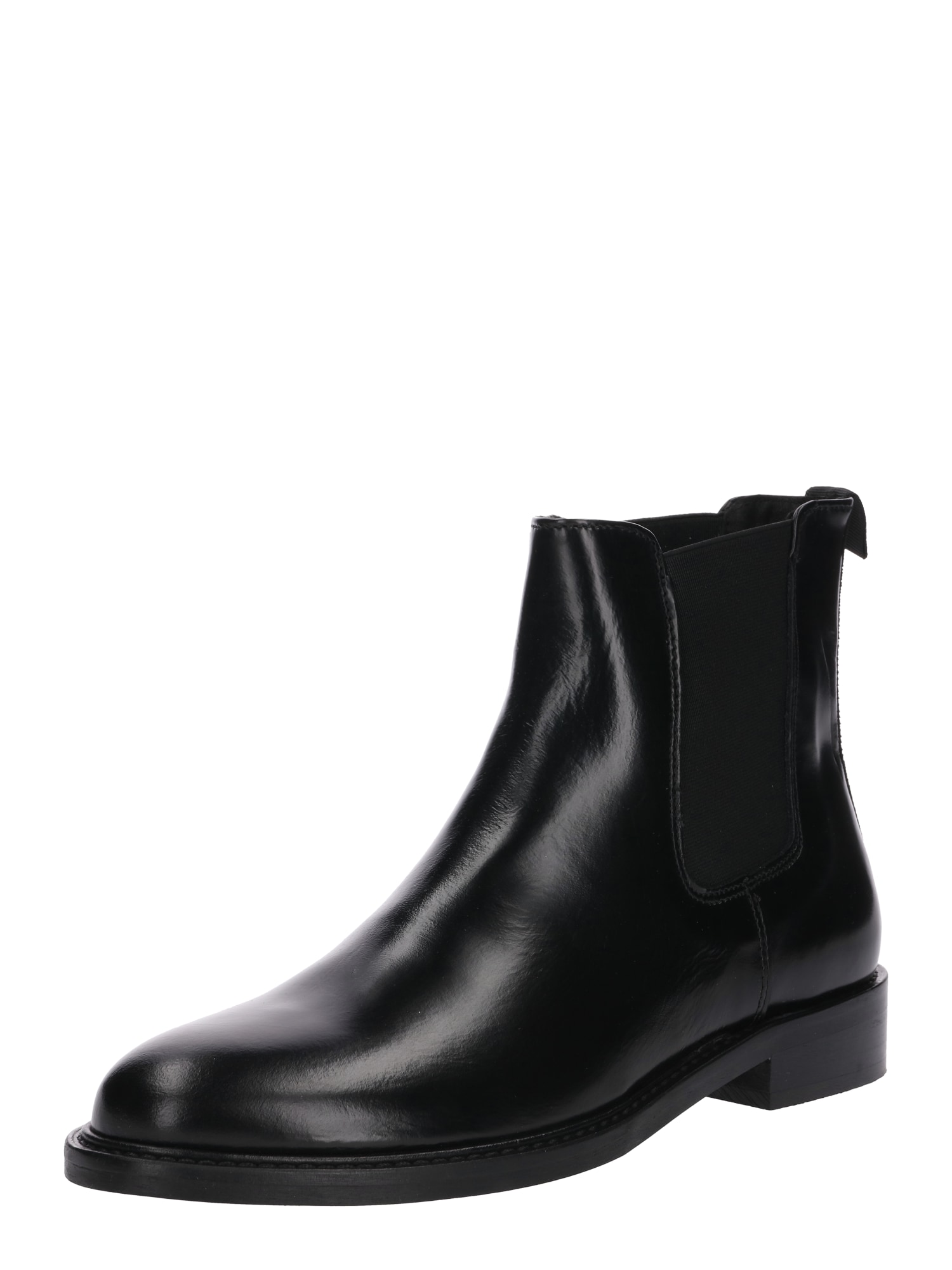 Chelsea boty RIKO černá Samsoe & Samsoe