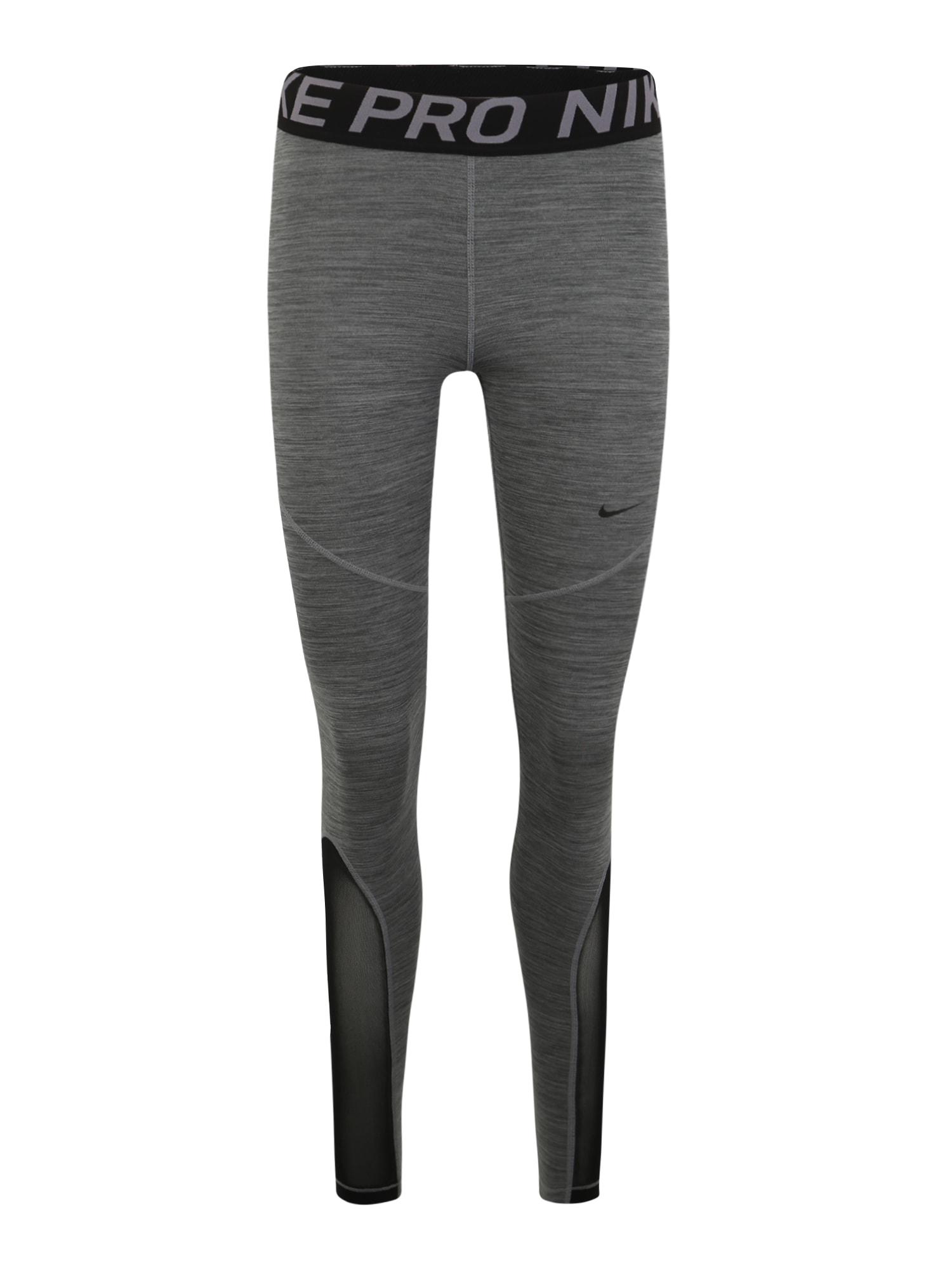 Sportovní kalhoty Pro černá NIKE