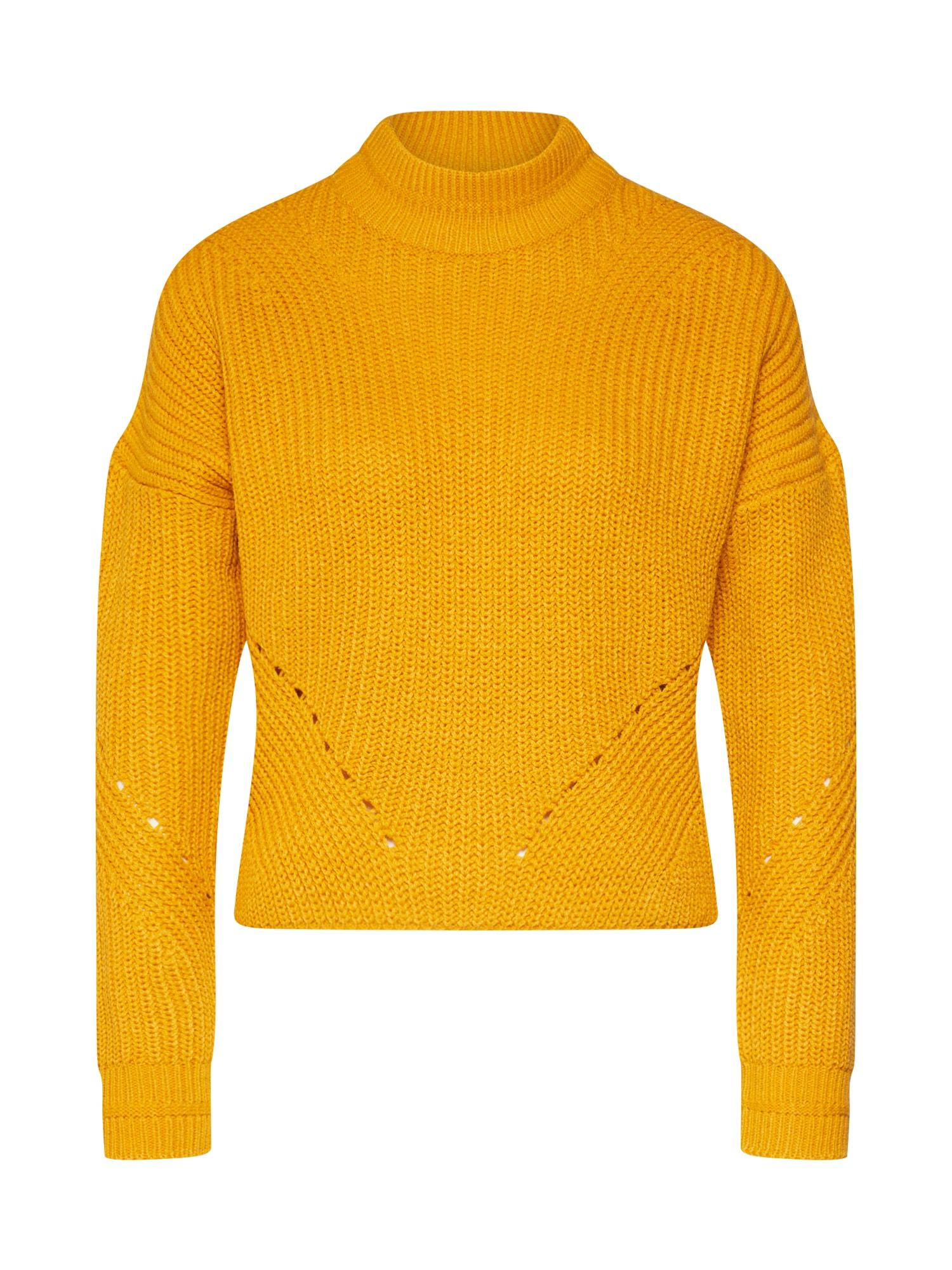ONLY Megztinis 'RILEY' garstyčių spalva