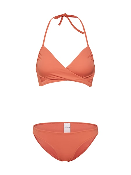 Bademode - Bikini 'Lotta' › ABOUT YOU › orange  - Onlineshop ABOUT YOU