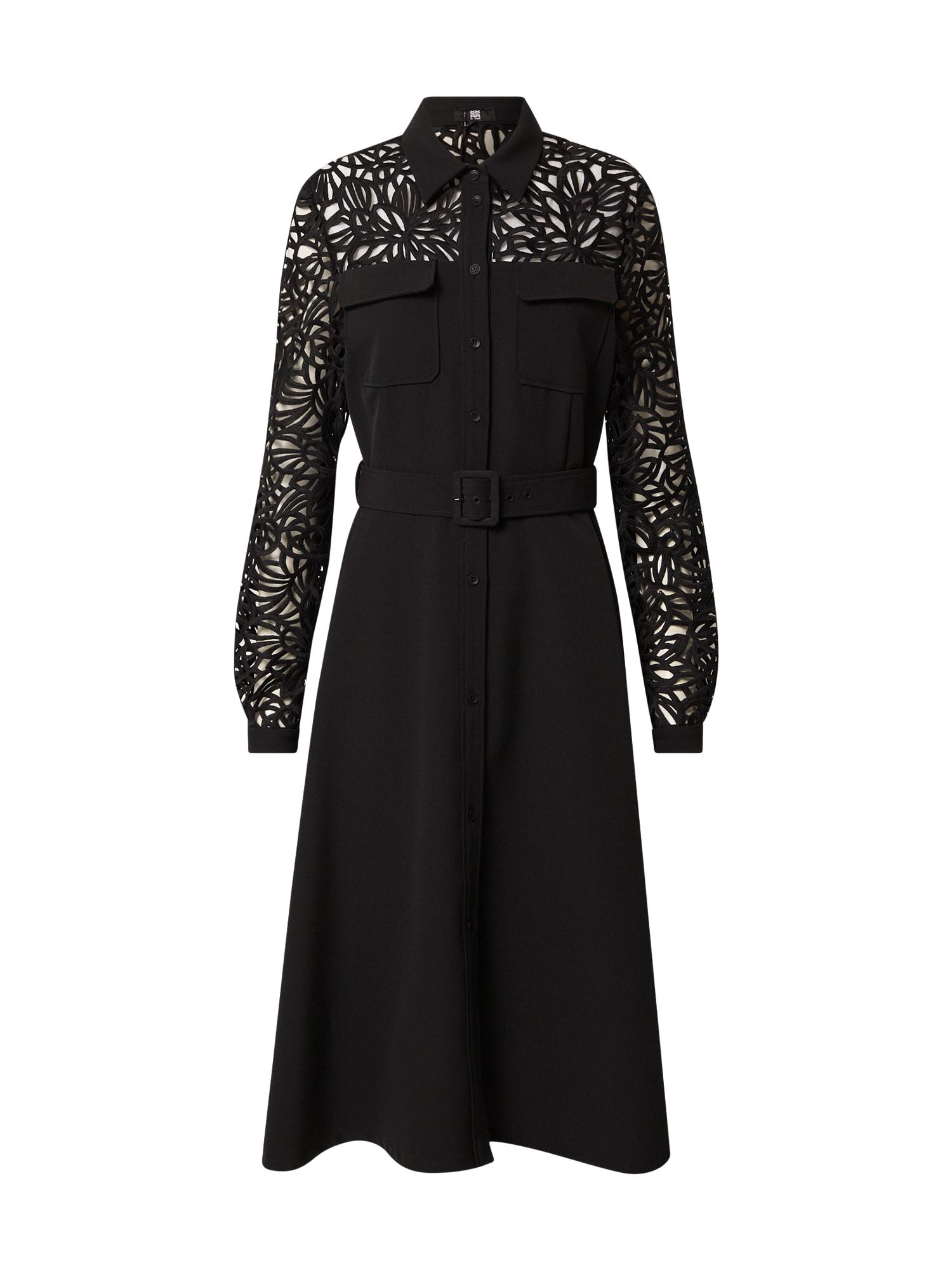 Riani Palaidinės tipo suknelė juoda