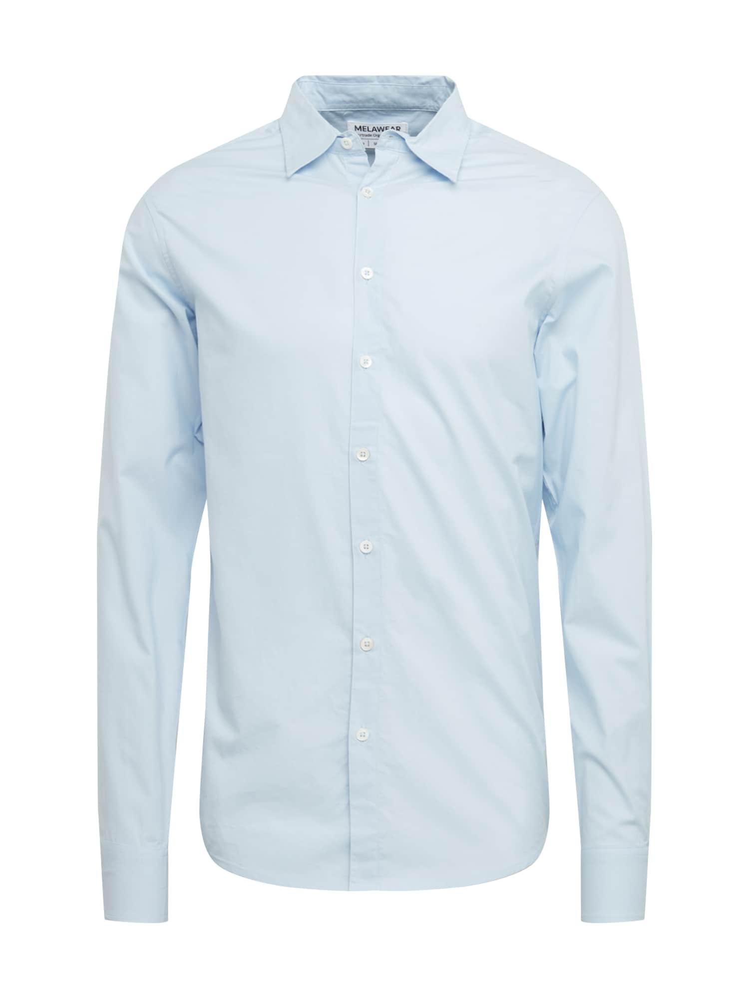 MELAWEAR Marškiniai šviesiai mėlyna