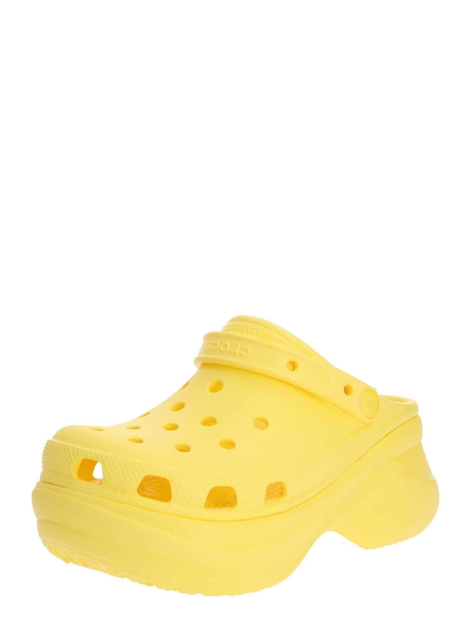 Crocs Saboţi  galben