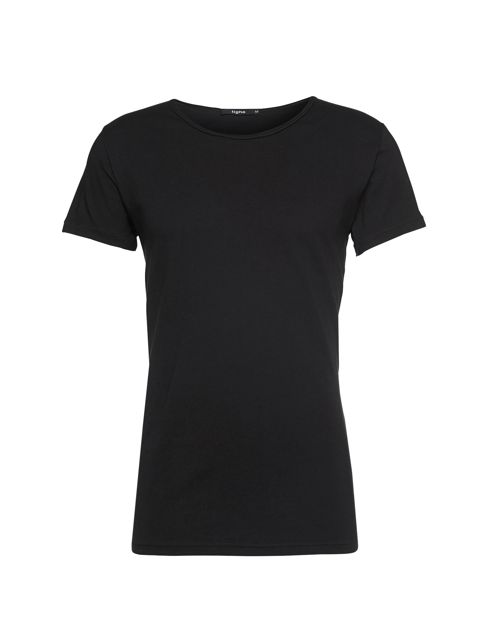 tigha Marškinėliai 'Wren' juoda