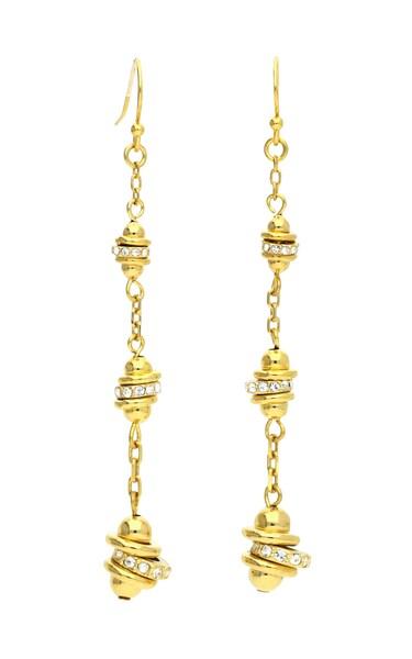Ohrringe für Frauen - GUESS Ohrhänger 'UBE11317' gold  - Onlineshop ABOUT YOU