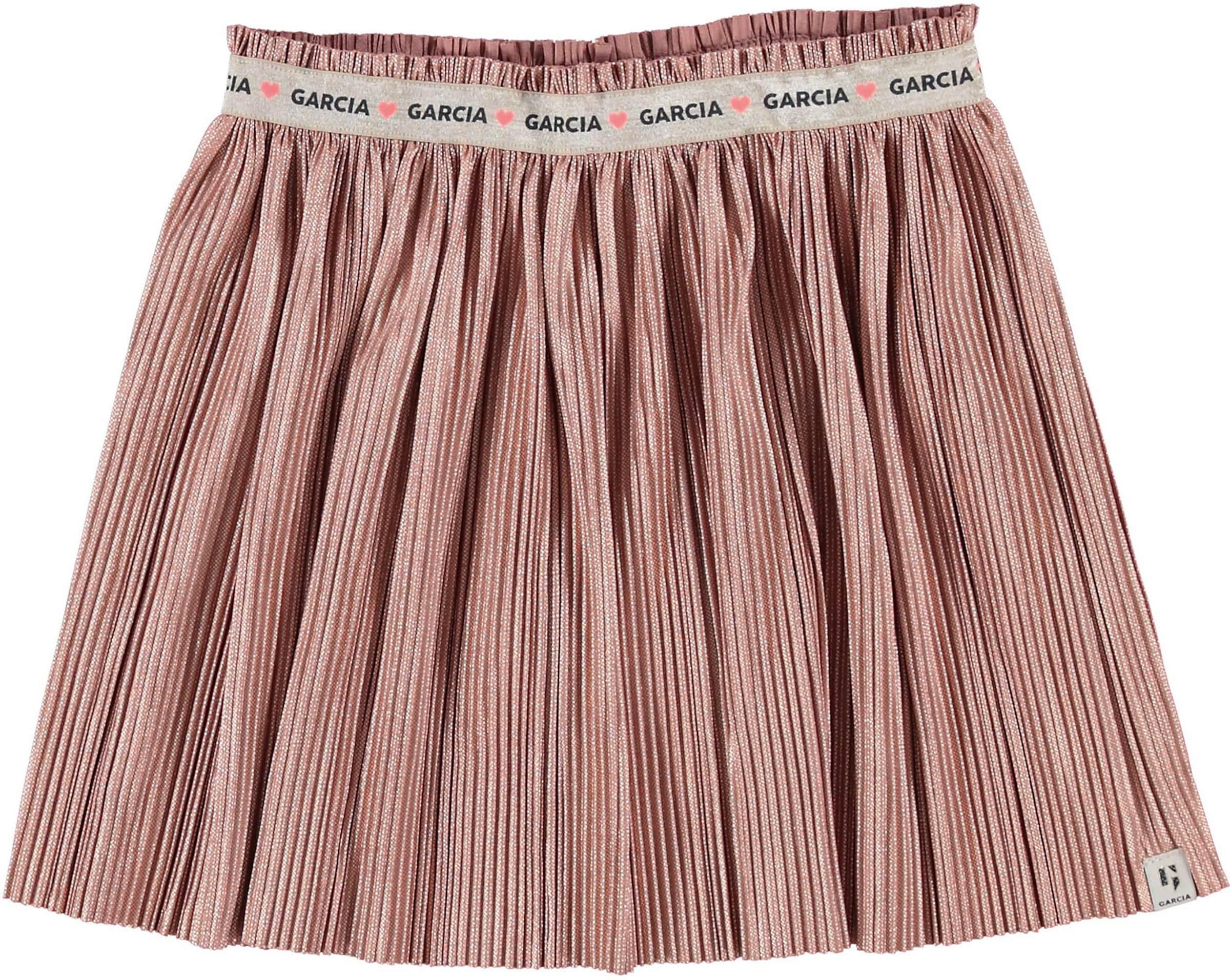 Kinder,  Mädchen,  Kinder GARCIA Rock beige, pink,  rosa,  schwarz | 08718212833089