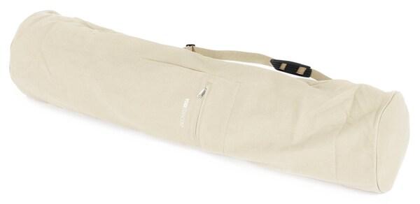 Sporttaschen für Frauen - YOGISTAR.COM Yogatasche Basic Zip Extra Big Cotton 109 Cm weiß  - Onlineshop ABOUT YOU