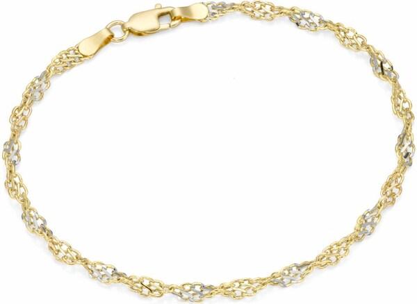 Armbaender für Frauen - FIRETTI Armband gold silber  - Onlineshop ABOUT YOU