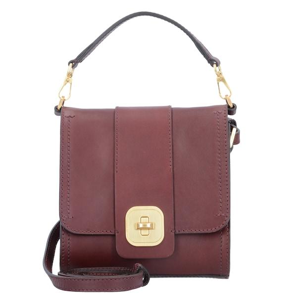24b836b7042b2 Handtaschen für Frauen - The Bridge Handtasche  Belleville Mini Bag   bordeaux - Onlineshop ABOUT