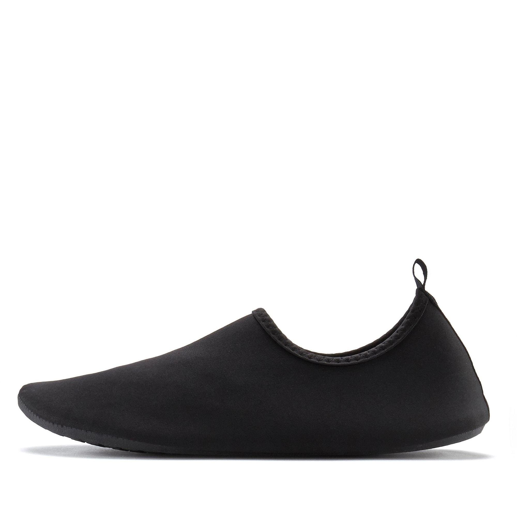 LASCANA Sandalai / maudymosi batai juoda