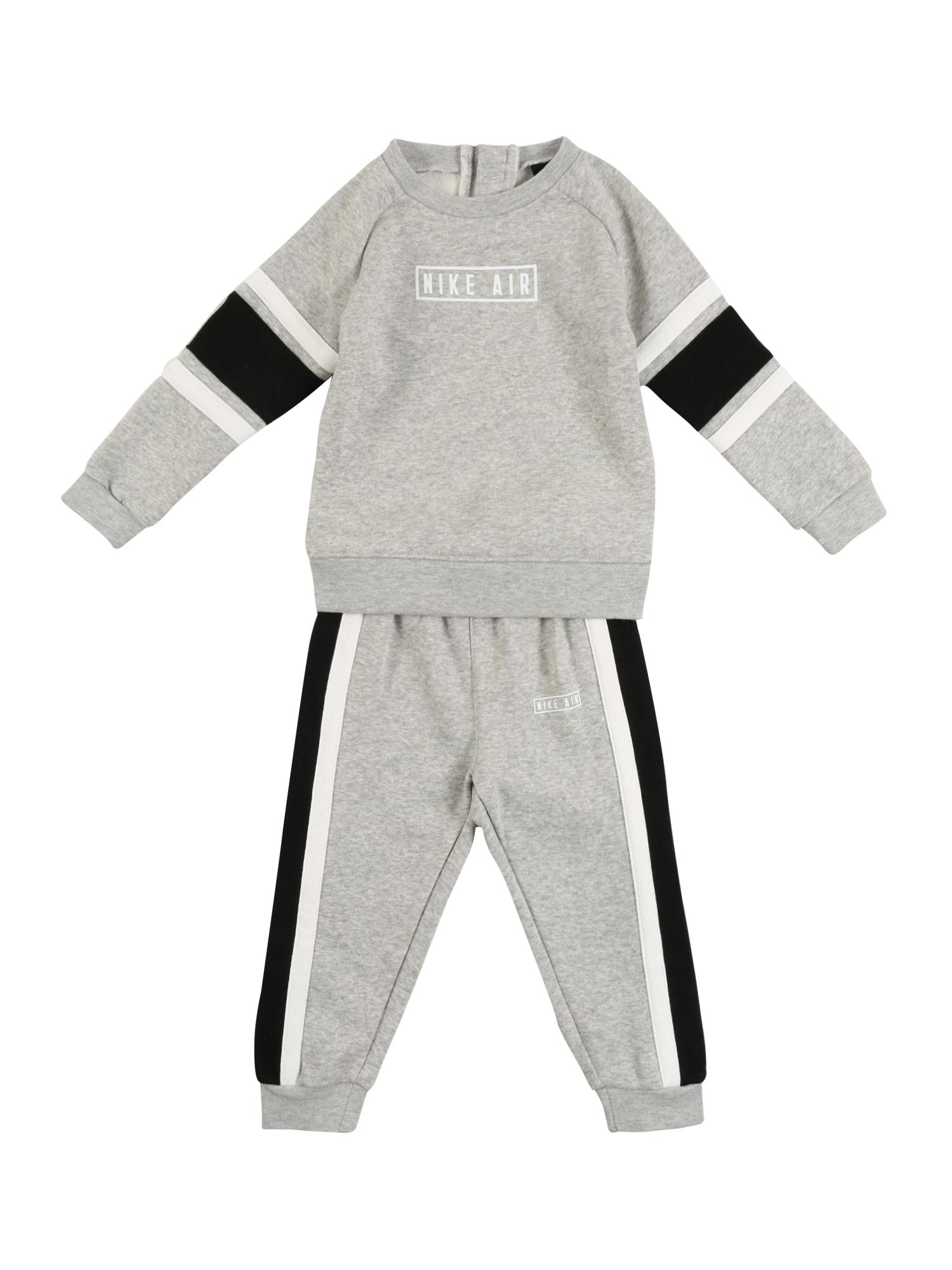 Nike Sportswear Rinkinys 'AIR CREW SET' margai pilka