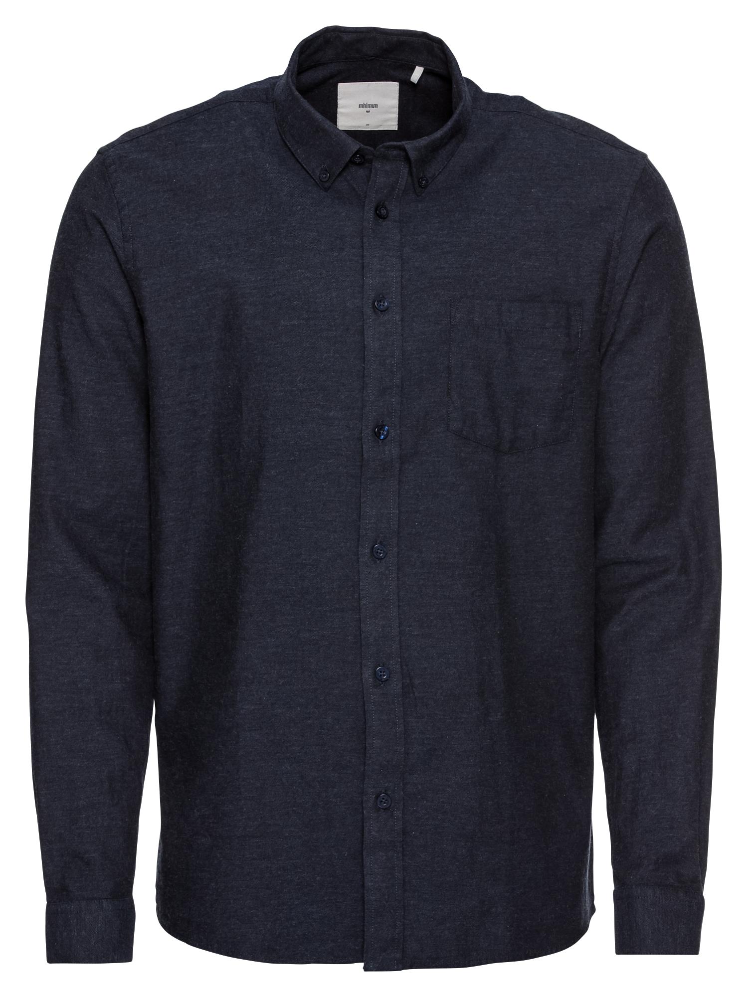Košile jay 2.0 0063 námořnická modř Minimum