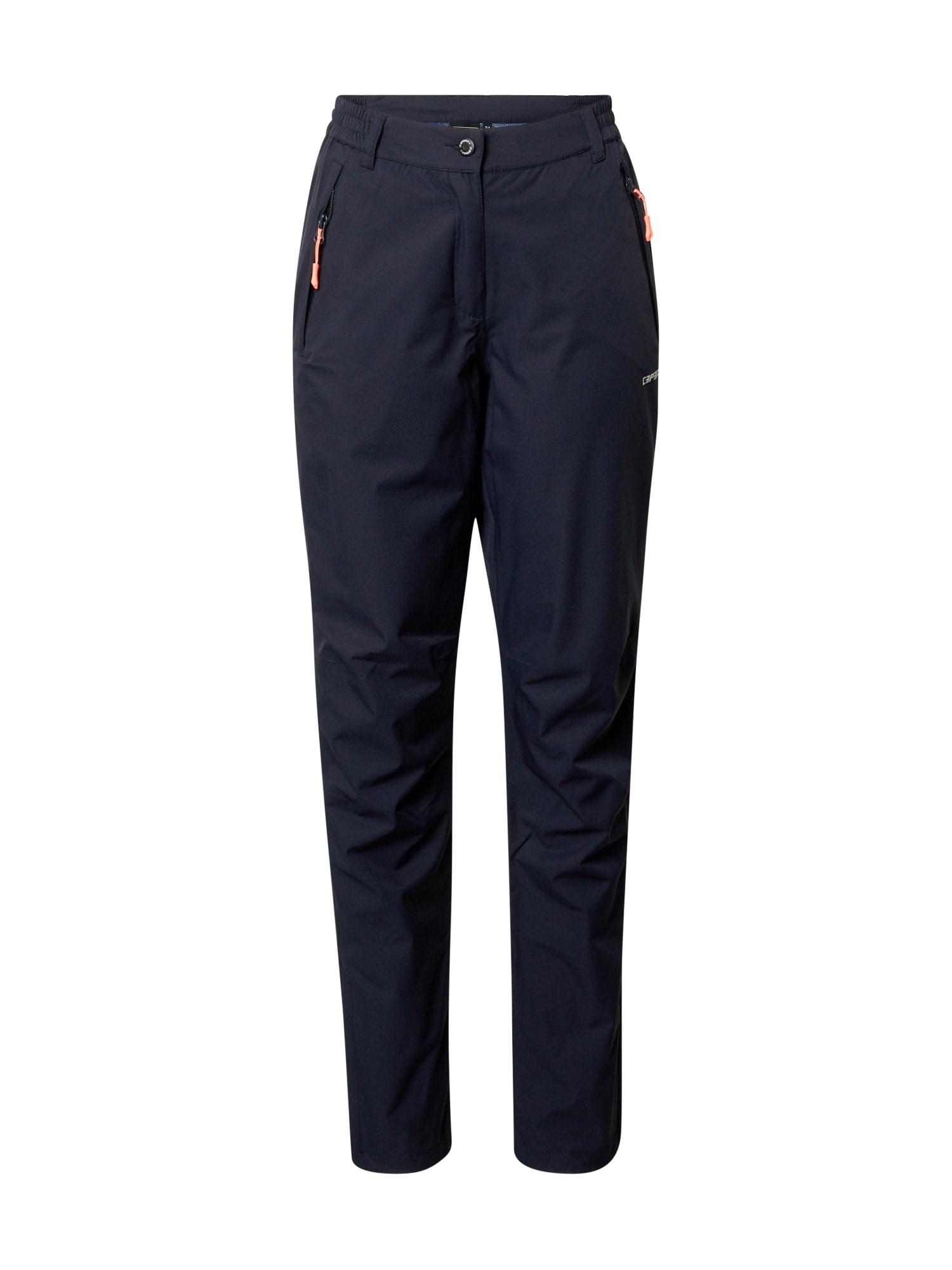 ICEPEAK Sportovní kalhoty 'Boyce'  tmavě modrá