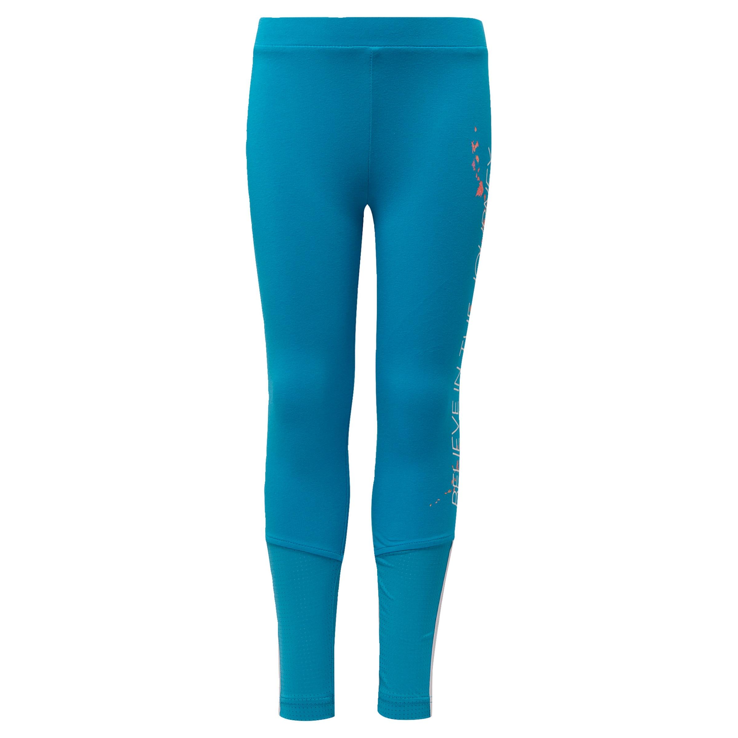 Jungen,  Kinder,  Kinder ADIDAS PERFORMANCE Sporthose blau, grau   04062049573903