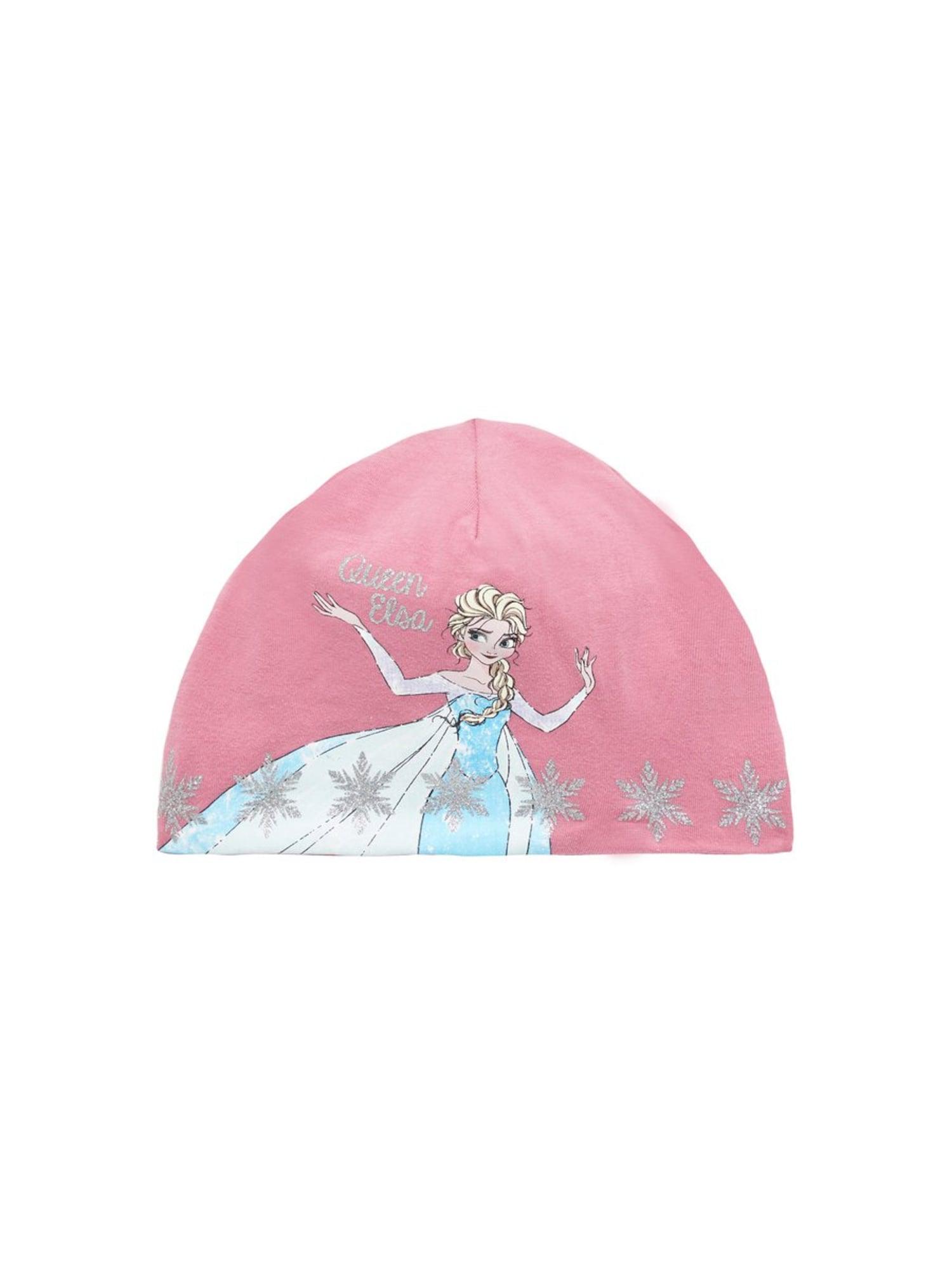 NAME IT Megzta kepurė 'Die Eiskönigin 2' mišrios spalvos / rožinė