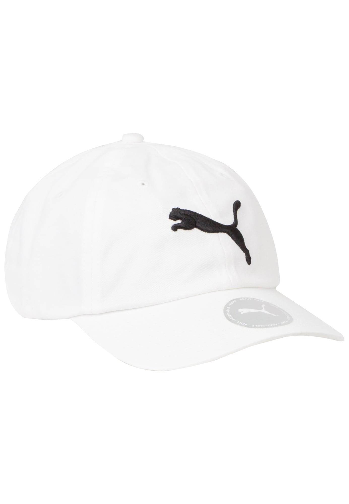 PUMA Skrybėlaitė balta / juoda