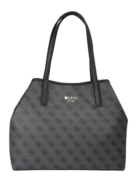 Shopper für Frauen - Tote Bag 'VIKKY' › Guess › dunkelgrau  - Onlineshop ABOUT YOU