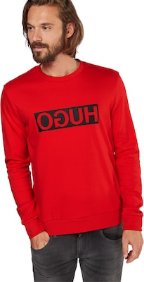 HUGO Sweatshirt mit Icon-Print 'Dicago'