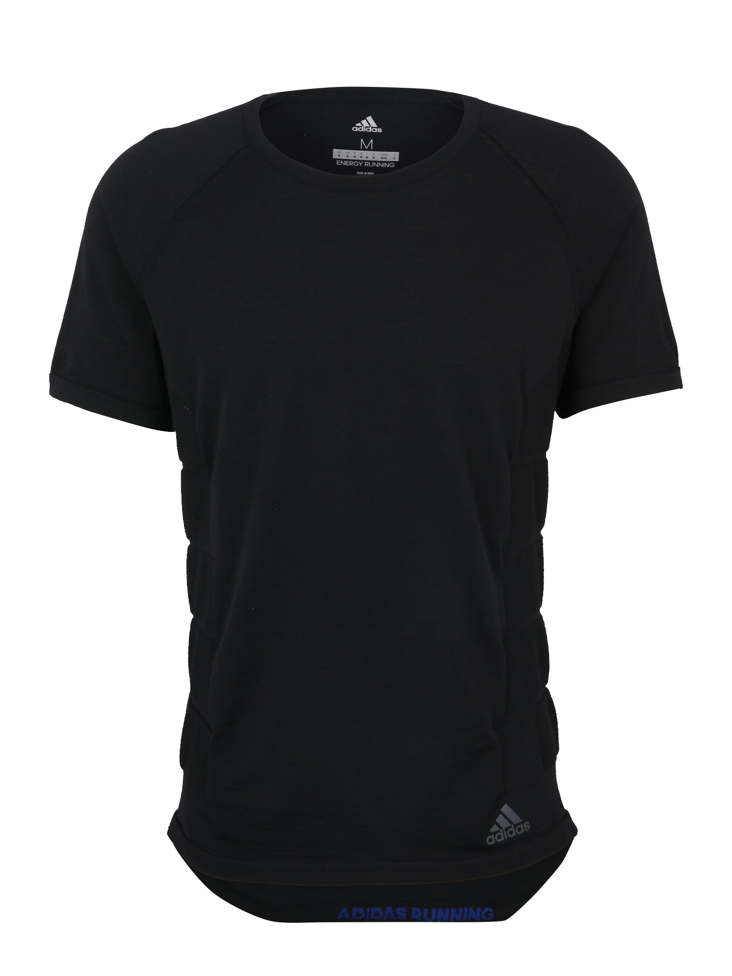 Funkční tričko PRIMEKNIT černá ADIDAS PERFORMANCE