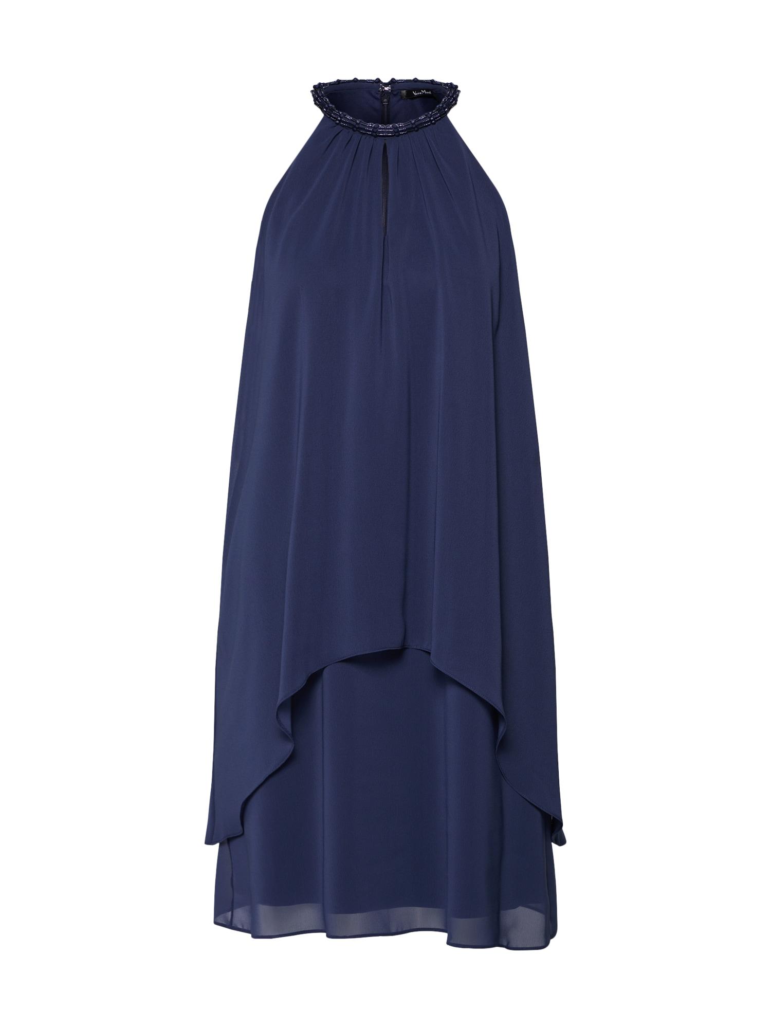 Šaty modrá Vera Mont