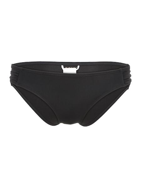 Bademode - Bikinislip mit Raffungen › Roxy › anthrazit  - Onlineshop ABOUT YOU