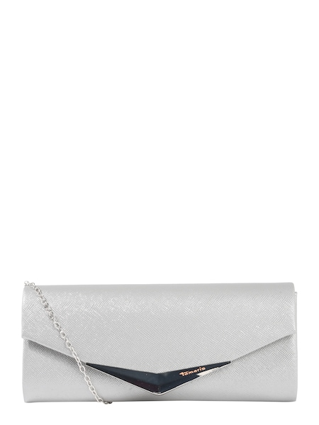 Clutches für Frauen - Clutch › tamaris › silber  - Onlineshop ABOUT YOU
