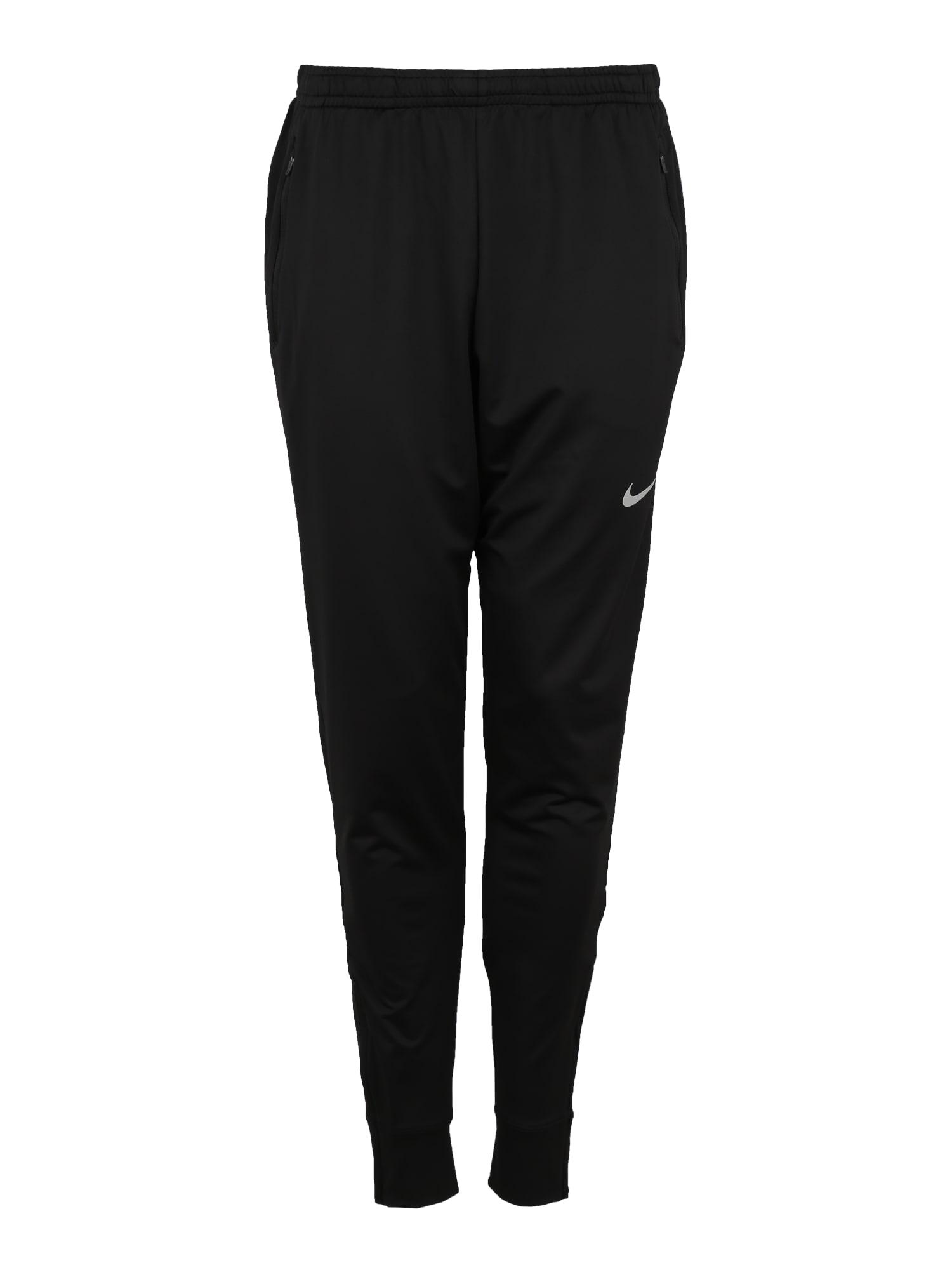 Sportovní kalhoty ESSNTL černá NIKE