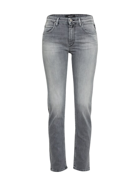Hosen für Frauen - REPLAY Jeans 'JACKSY' grey denim  - Onlineshop ABOUT YOU