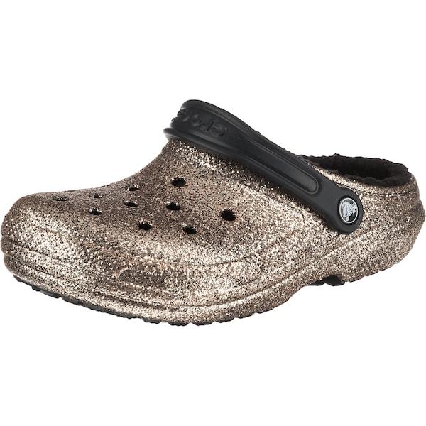 Clogs - Clogs › Crocs › gold  - Onlineshop ABOUT YOU