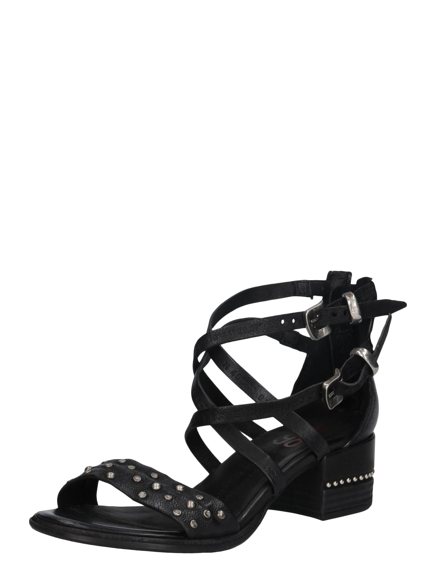 A.S.98 Sandalai 'Sandale MORAINE' juoda