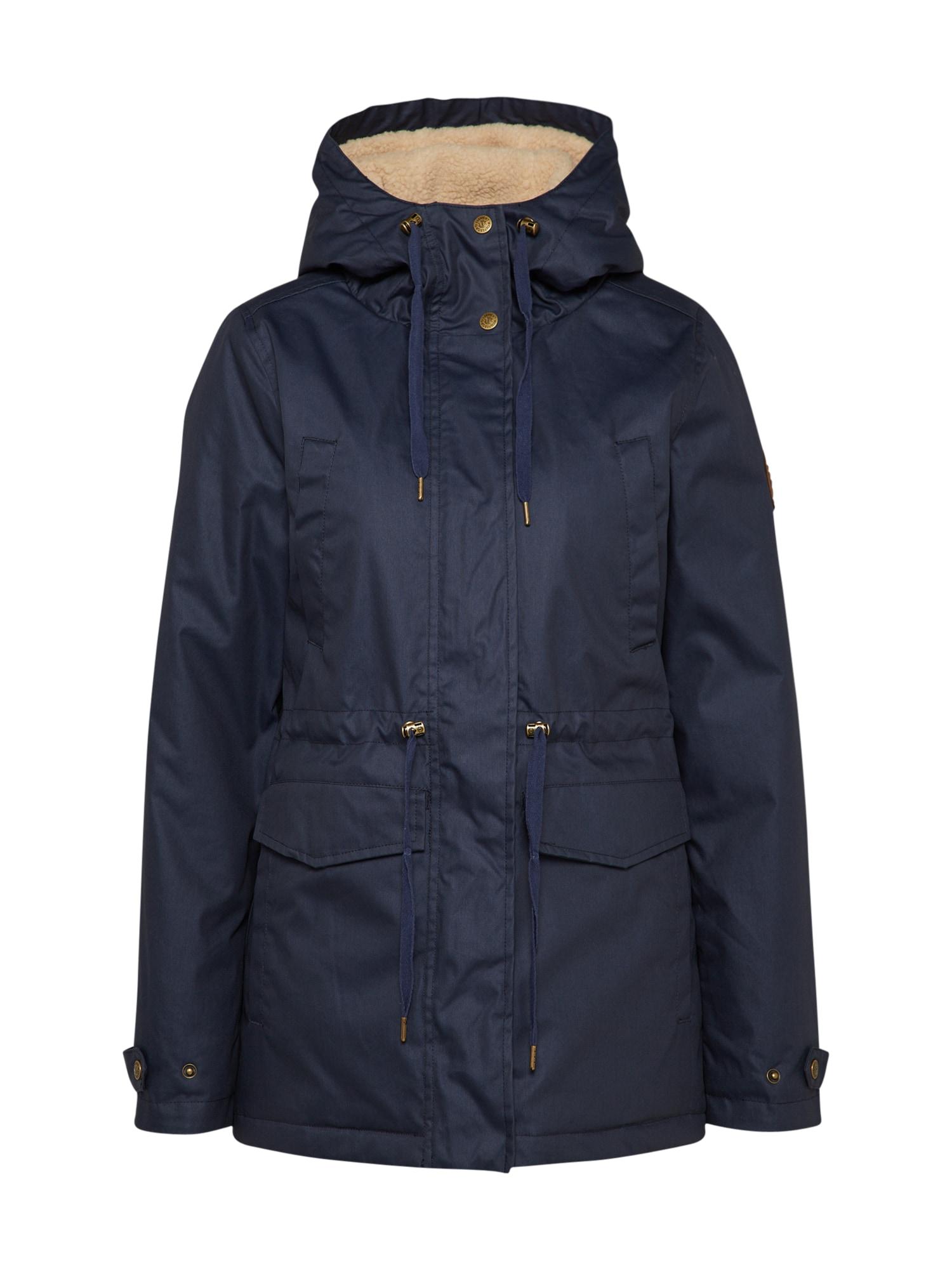 Přechodná bunda misty tmavě modrá ELEMENT