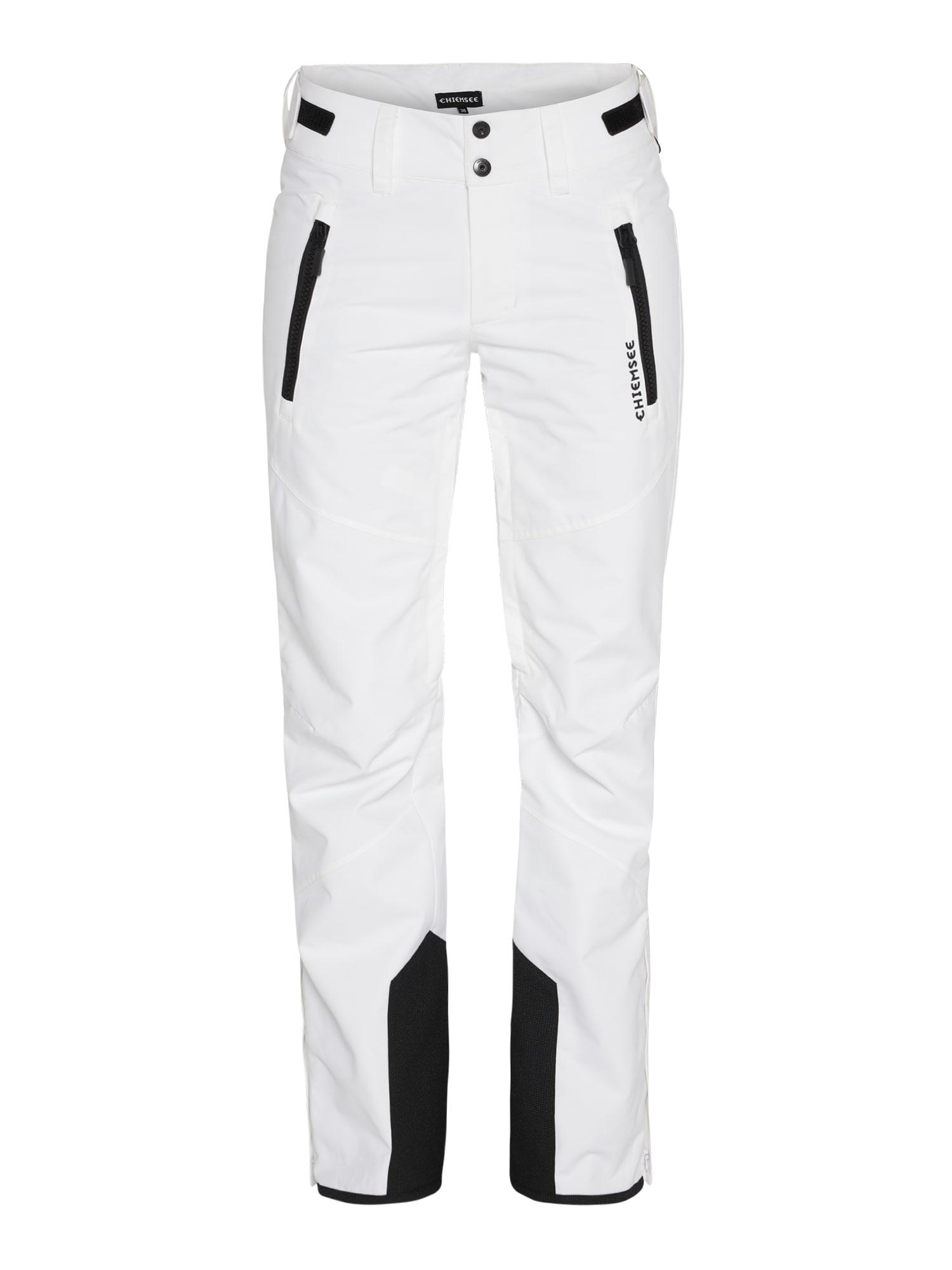 CHIEMSEE Sportinės kelnės balta