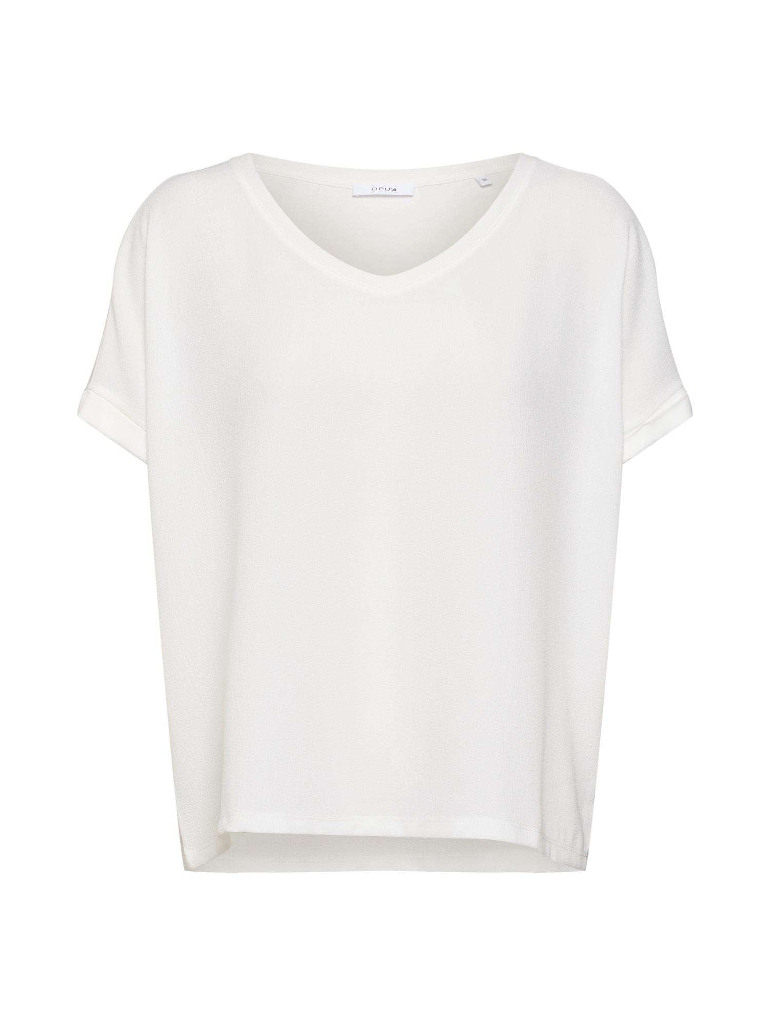 Tričko Suminchen krémová OPUS